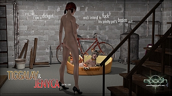 Tiggalay & Jenyca 003 top hentais free