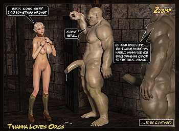 Tihanna Loves Orcs 1 015 top hentais free