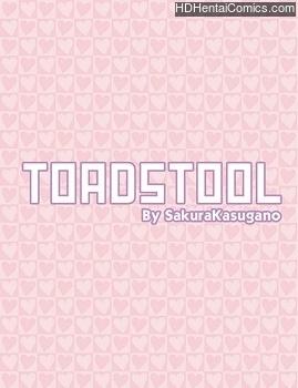 Toadstool hentai comics porn
