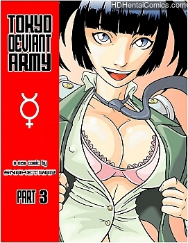 Tokyo Deviant Army 3 hentai comics porn