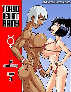Tokyo Deviant Army 4 hentai comics porn