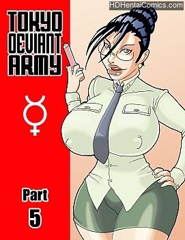 Tokyo Deviant Army 5 hentai comics porn