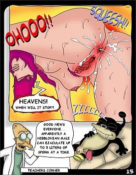 Toon Babes - Futurama 016 top hentais free