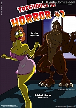Treehouse Of Horror 2 porn comic