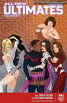Ultimates hentai comics porn