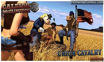 Union Cavalry hentai comics porn