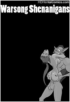 Warsong Shenanigans free porn comic