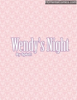 Wendy's Night hentai comics porn