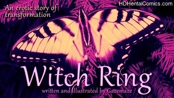 Witch Ring hentai comics porn
