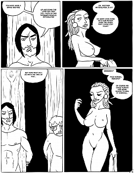 Witchwood005 free sex comic
