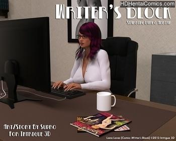 Writer's Block hentai comics porn