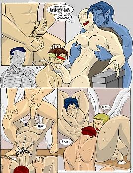 X-Men Evoloution 014 top hentais free