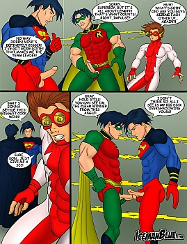 Young Justice 002 top hentais free