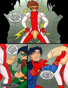 Young Justice 004 top hentais free