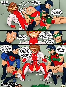 Young Justice 009 top hentais free