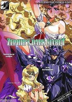 Zephir's Dark Secret hentai comics porn