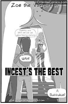 Zoe The Vampire - Incest's The Best 001 top hentais free