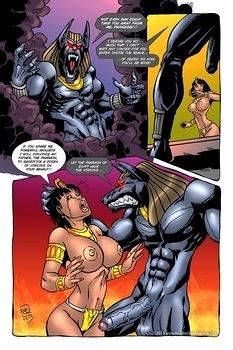 Anubis Porn Comic